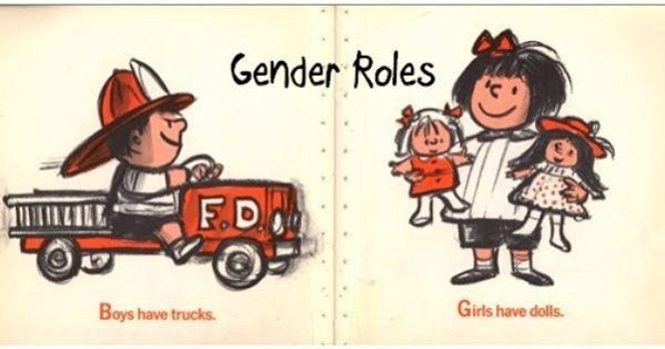 gender role and doll Print share to edmodo share to twitter share other ways a doll's house, gender, gender roles, and marriage by keith mahoney loading.